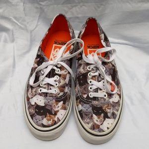 Vans ASPCA Cat Shoes